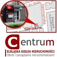 Agencja Nieruchomości CENTRUM - Elbląg i okolice