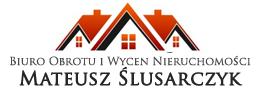 Biuro Obrotu i Wycen Nieruchomości Mateusz Ślusarczyk