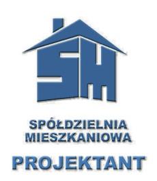 """Spółdzielnia Mieszkaniowa """"Projektant"""""""