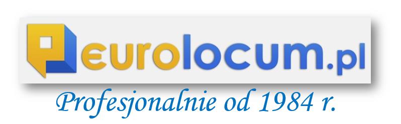 """WOJSA-NIERUCHOMOŚCI """"Eurolocum.pl"""" Czesław Krzysztof WOJSA"""