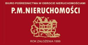 Biuro Pośrednictwa w Obrocie Nieruchomościami P.M. Nieruchomości Mirella Chmielewska