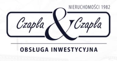 Obsługa Inwestycyjna Nieruchomości Czapla & Czapla Witold Czapla, Marta Czapla-Kluzek