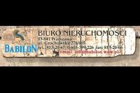 BABILON BIURO NIERUCHOMOŚCI M.SKIBNIEWSKI