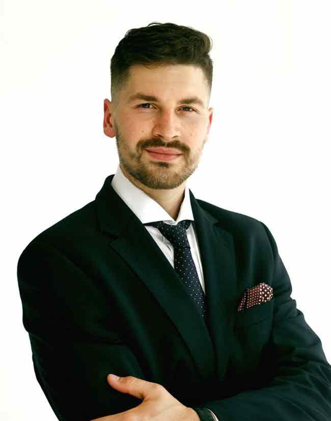 mgr Michał Dziengo Jr.